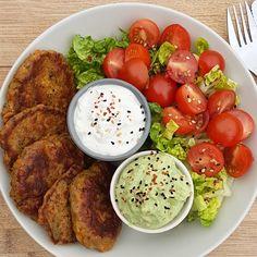 Linsen-Falafel 1