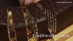 Prajitura Excelent reteta autentica de cofetarie Cakes, Rome, Food Cakes, Pastries, Torte, Cookies, Cake, Tarts, Layer Cakes