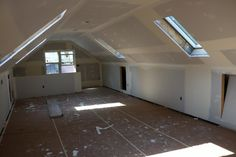 New 24'x34' Detached Garage with Attic Trusses - The Garage Journal Board