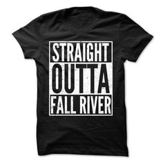Straight Outta Fall River T Shirts, Hoodies. Check Price ==►…