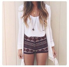 Hot Fashion Trends for Summer ╰☆╮Boho chic bohemian boho style hippy hippie chic bohème vibe gypsy fashion indie folk the . ╰☆╮╰☆╮Boho chic bohemian boho style hippy hippie chic bohème vibe gypsy fashion indie folk the . Komplette Outfits, Hipster Outfits, Short Outfits, Hipster Chic, Fall Outfits, Stylish Outfits, Simple Outfits, Denim Outfits, Cute Summer Outfits For Teens