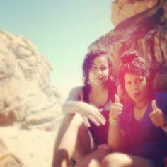 #waves #beach #sisters #summer