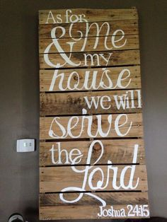 Bible verse. Custom Pallet Signs by Meredith www.facebook.com/groups/custompalletsigns