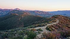 McGinty Mountain Hike in San Diego County