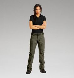 Women's Tactical Duty Pants | Under Armour US