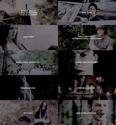 + {The Vampire Diaries} Finally I did an edit that is meaningful and I like…