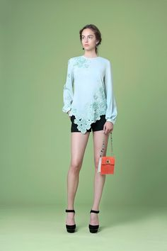 Andrew GN - Pre SPRING/SUMMER 2015 READY-TO-WEAR