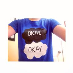 TFIOS shirt. More specifically, MY shirt!