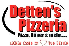 Dettens Pizzeria Company Logo big
