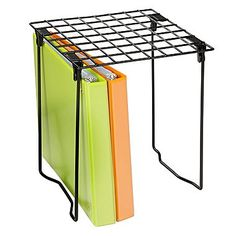 Honey-Can-Do Freestanding Folding Locker Shelf, 11 by by Black: kitchen organizing. Vinyl coated grid-style construction with black finish Perfect for school, gym and personal lockers Re-gain usable space from your locker. Metal Lockers, Gym Lockers, School Lockers, Locker Shelves, Diy Locker, Shelving, Locker Ideas, Locker Stuff, Locker Kit