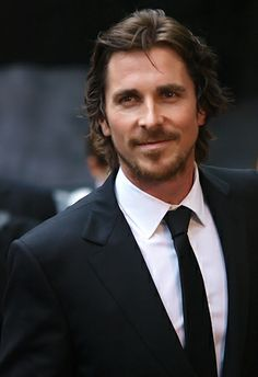 "Christian Bale triumphed as a ""Dark"" Bruce Wayne in the Dark Knight Batman movie. Christian Bale and other celebs came together to finish Heath Ledgers last movie. Christian Bale beast assault charges filed by his mother at the UK premiere of Dark Knight. Batman Begins, Michael Fassbender, Pretty People, Beautiful People, Celebridades Fashion, Sexy Men, Hot Men, The Dark Knight Rises, Actrices Hollywood"