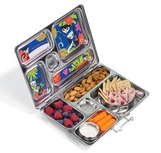 If at least 15,000 families pledge to pack waste-free lunches, together they'd save 1 million pounds of trash per year! Try PlanetBox lunchboxes to get started   Eco-Friendly Products - Parenting.com