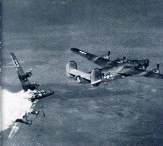 B-24+Liberators+over+Germany+WW2+military+combat+aircraft-ww2shots-air+force.jpg (475×425)