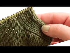 Yelekte kol kesimi yapılışı - YouTube Baby Knitting Patterns, Knitting Stitches, Crochet Coat, Knitting Videos, Buttonholes, Fingerless Gloves, Arm Warmers, Needlework, Blog