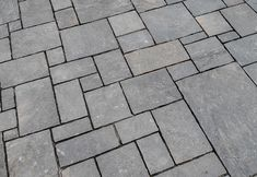 Hand Cut North Grey (Random Pattern)   Akrolithos House Outer Design, Outdoor Paving, Thasos, Crazy Paving, French Pattern, Flat Rock, Garden Steps, Sky View, Grey Tiles