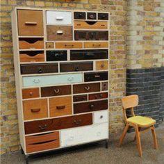 Drawers, drawers, drawers!