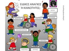 This disability clipart set includes 45 images! There are 9 distinct images of multi-cultural kids with disabilities. Resource Room Teacher, Teacher Resources, Autism Learning, Self Contained Classroom, Inclusive Education, School Social Work, Disability Awareness, Special Education Classroom, Thing 1