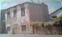 Tarihi Yusuf Ziya Kayaçelebi evi Eski Banka sokağı.