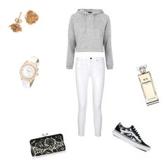 """""""Untitled #5"""" by jena110110 ❤ liked on Polyvore featuring Topshop, Vans, Dower & Hall, Nautica, dVb Victoria Beckham and Nina"""