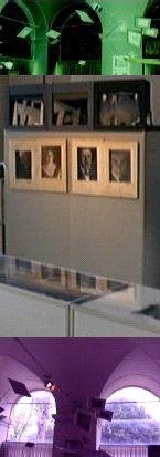 """2003 ALLESTIMENTO """"PIRANDELLO : VIRGILIO MARCHI ARCHITETTO DI SCENA""""  Civico Museo Biblioteca dell'Attore - Quinta settimana dei Beni Culturali by Brunetto De Batté"""