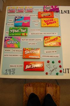 Vday candy ideas im looking for!