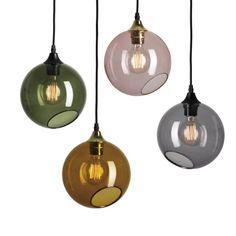 BallRoom glass pendent lamps