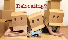Photo about Smiley moving family concept - couple with a kid and lots of cardboard boxes. Moving House Checklist, Packers And Movers, Make Arrangements, Floral Illustrations, Little Boxes, Get The Job, Smiley, Thank You Cards, Greeting Cards