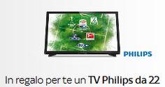 abbonati online a sky per avere un TV led full HD in omaggio