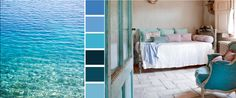 COLORS: el efecto del AZUL en nuestro espacio    El azul pertenece al elemento Agua. El agua cubre el 70% de la superficie de la Tierra, por eso se la conoce tambien como el planeta azul. Este color favorece la fluidez, la claridad mental, la sensibilidad y la inspiracion. Es una buena eleccion para las habitaciones de los niños. El azul los calma y los invita al descanso. En exceso genera dispersion y mucha emocionalidad. www.kumkum.es