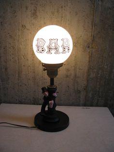 Vintage Bar Lamp By Stukinmidcentury On Etsy 60 00