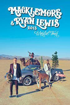 Macklemore & Ryan Lewis Lead the American Music Awards Nominations