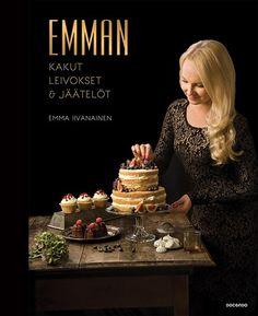 Emman kakut, leivokset & jäätelöt Craft Museum, Great British Bake Off, Cake Blog, Book Authors, Artisan, Birthday Cake, Baking, Spring 2014, Finland
