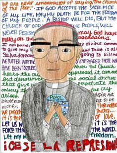 The My Hero Project - Archbishop Oscar Romero