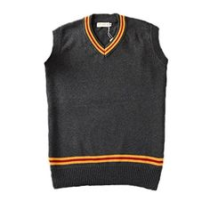 Mufou Cosplay Costumes Unisex Vest Sweater Fall and Winter Waistcoat ** Want to know more, click on the image.