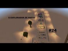 MINECRAFT O Explorador de mapas #24-E