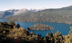 San Carlos de Bariloche in Patagonia