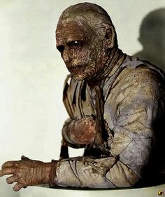 The Mummy's Tomb is a 1942 Universal horror film. Starring Lon Chaney Jr, The Mummy's Tomb also features Turhan Bey and George Zucco. Classic Monster Movies, Classic Horror Movies, Classic Monsters, Horror Films, Horror Art, Horror Monsters, Scary Monsters, Famous Monsters, Mummy Movie