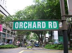I loved Orchard Road !