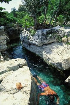 Snorkeling In Xcaret Mexico