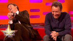 Eddie Redmayne Really Loves Bryan Cranston's Hilarious Vintage Dating Vi...