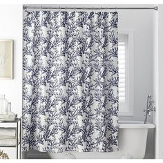 Oceanfront Shower Curtain