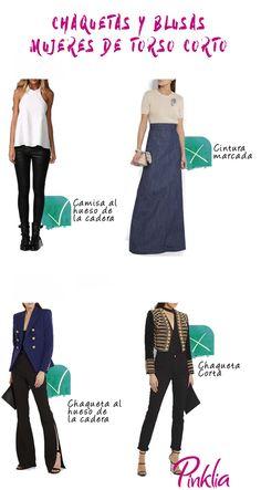 #tips para vestir tu cuerpo si tienes el talle corto