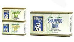 Rosemary and Lavender shampoo bar