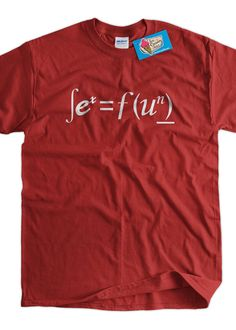 Sex equals Fun Math Geek Screen Printed TShirt Tee by IceCreamTees, $14.99
