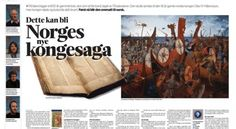 Dette kan bli Norges nye kongesaga