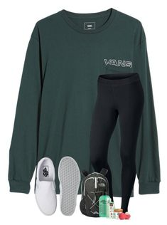 """Night y'all, hope everyone had a great Easter and Rembered the reason for the season! :))"" by preppyandsouthern17 ❤ liked on Polyvore featuring Vans, NIKE, The North Face, Elizabeth Arden, Mario Badescu Skin Care and Eos"