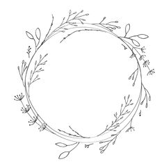 garden enfield (notitle) to make temporary tattoo crafts ink tattoo tattoo diy tattoo stickers Embroidery Patterns Free, Hand Embroidery, Embroidery Designs, Kranz Tattoo, Arte Linear, Floral Illustration, Wreath Tattoo, Silkscreen, Strawberry Garden