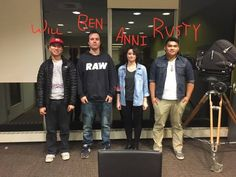 Shout out to our new interns, Will, Ben, Anni and Rusty, who started this week. #Welcome #RBCInterns #Training #KnowHow
