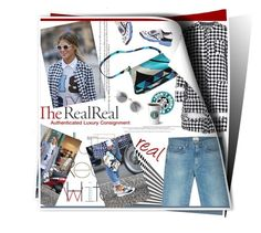 """""""Fall Style With The RealReal: Contest Entry"""" by meylimayli ❤ liked on Polyvore featuring mode, Acne Studios, Emilio Pucci, Christian Dior en A.J. Morgan"""