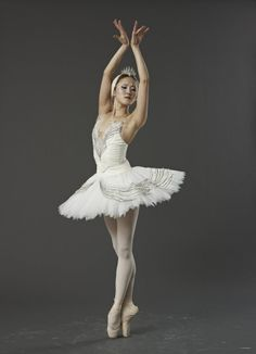 I am Swan Queen / Odette ! Which Ballet Heroine Are You?